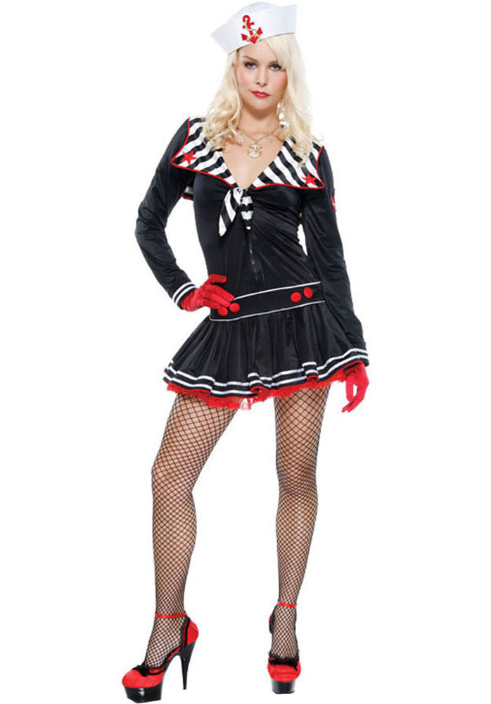 Deckhand Darling Costume - Forplay