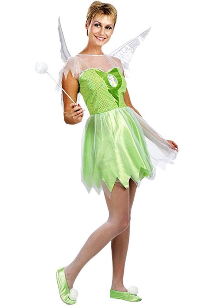 Tinker Bell Costume - Fairy Tale Fancy Dress