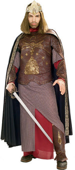 Aragorn King Deluxe Costume, Lord Of The Rings™