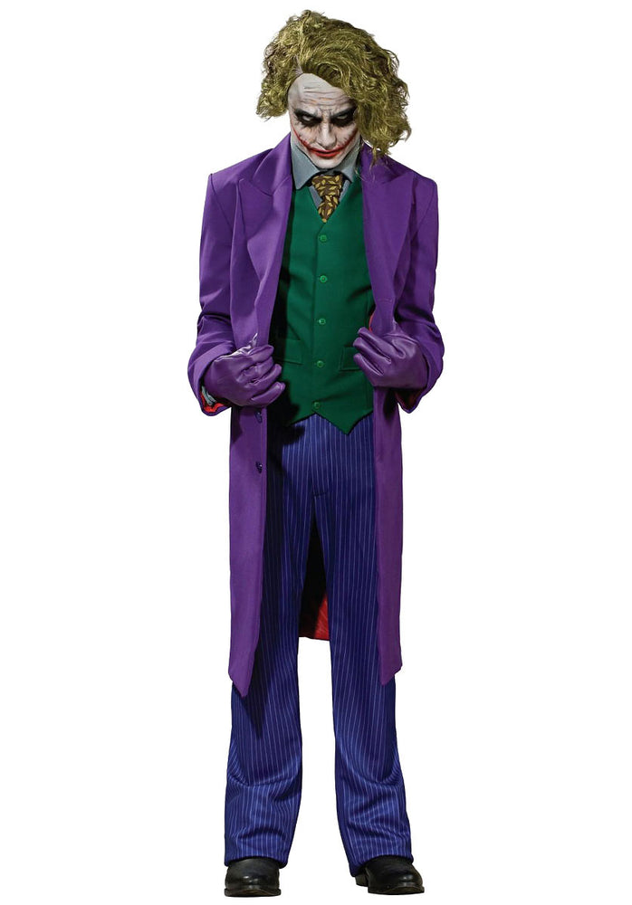 Joker Dark Knight Costume Deluxe Edition