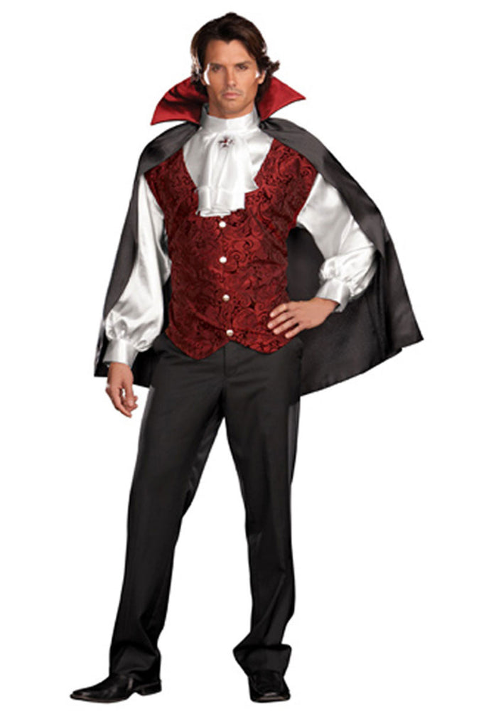 Fang Bangin Fun Vampire Costume, Vampire Fancy Dress