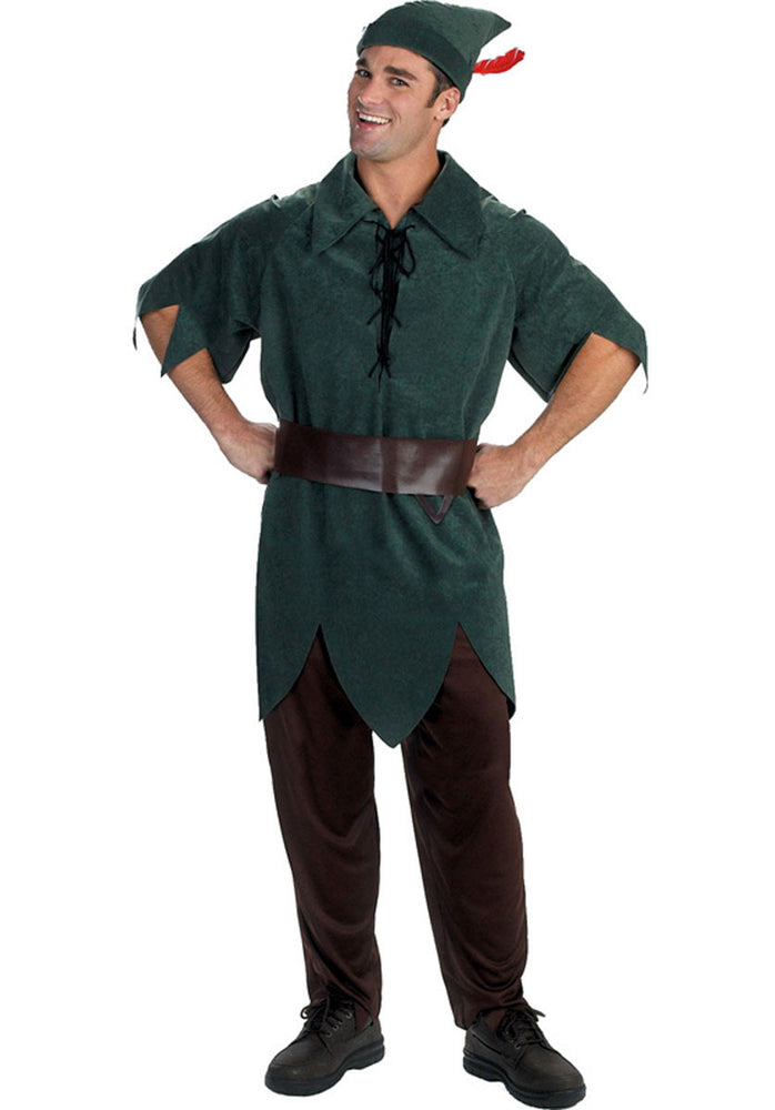 Peter Pan Fancy Dress Costume