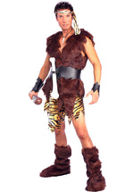 King of the Caves Costume - Caveman Fancy Dress - GREAT FUN!