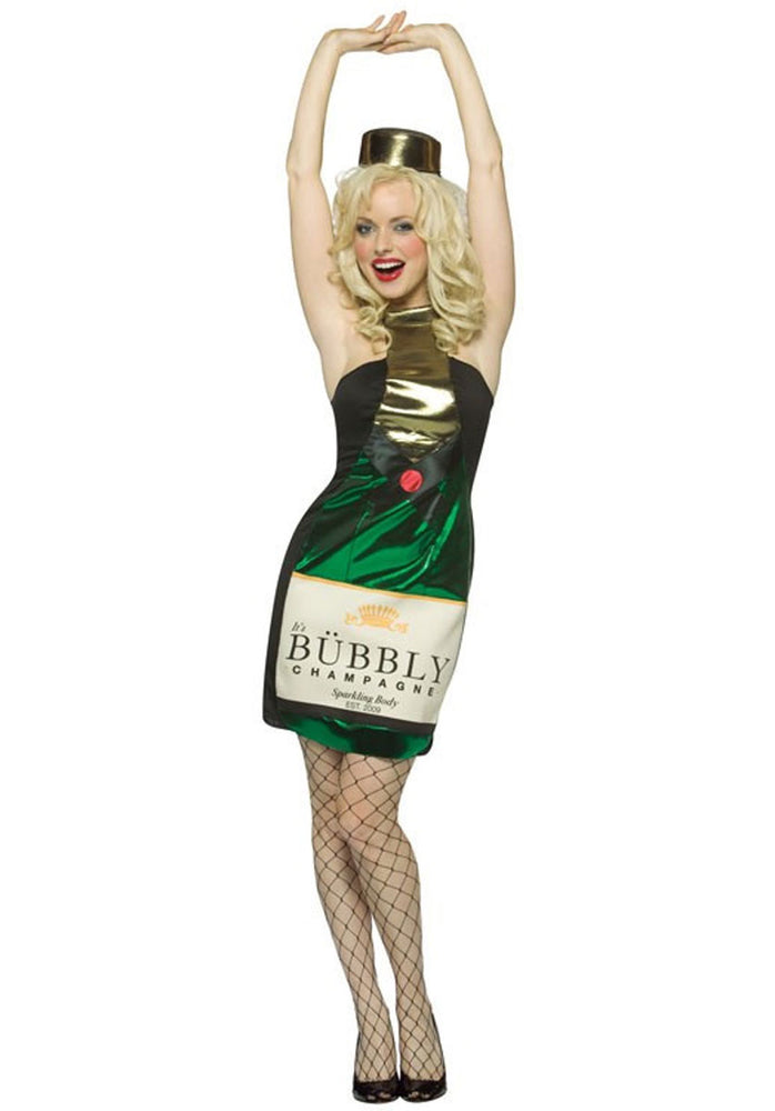 Bubbly Champagne Costume