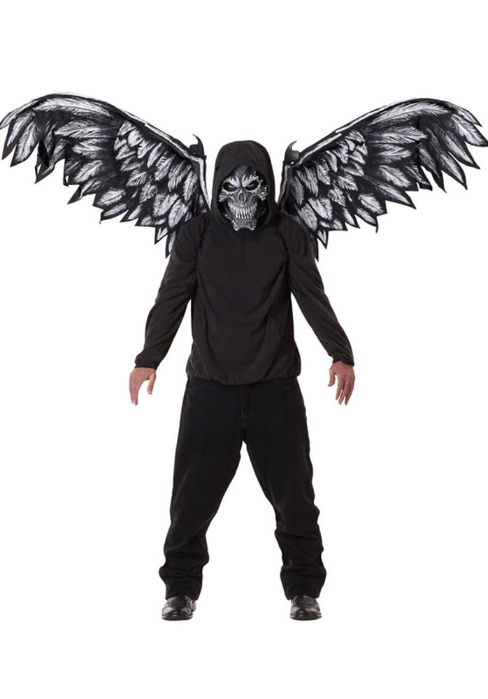 Fallen Angel Mask & Animated Wings