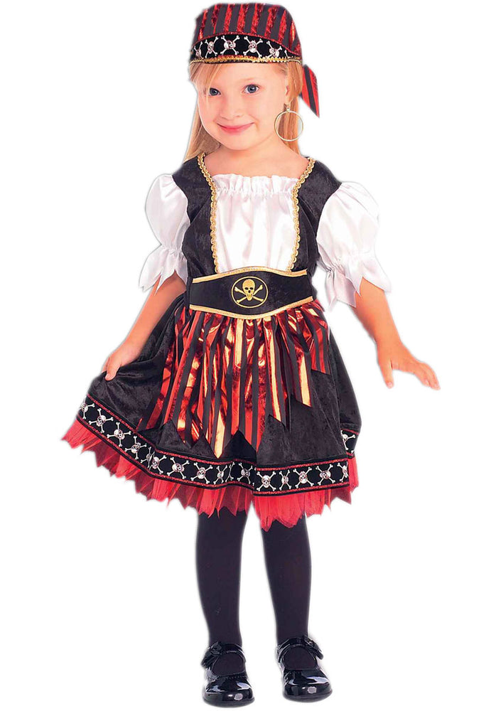 Lil' Pirate Cutie Costume Fancy Dress for Children