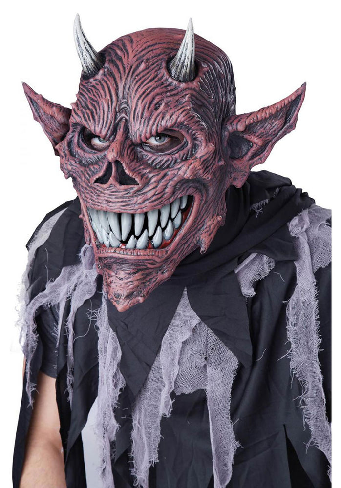 Ani-Motion Moving Devil Feast Mask