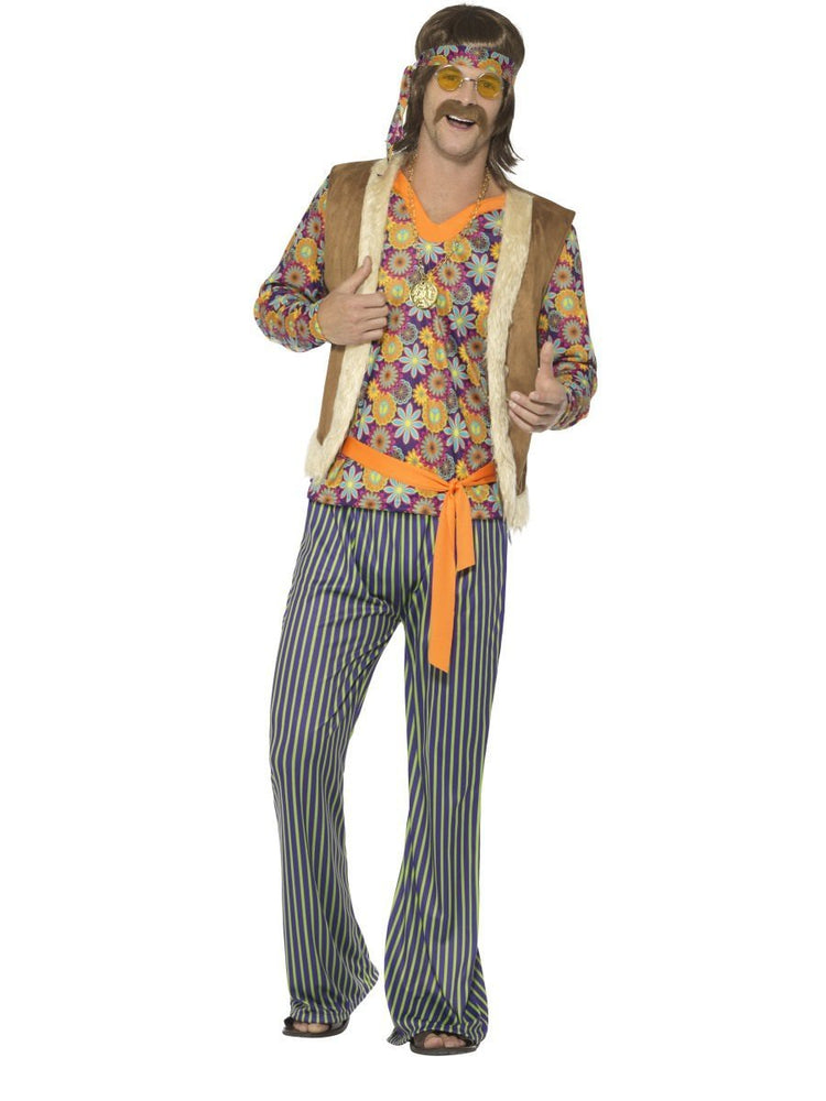 60s Singer Costume, Male44680