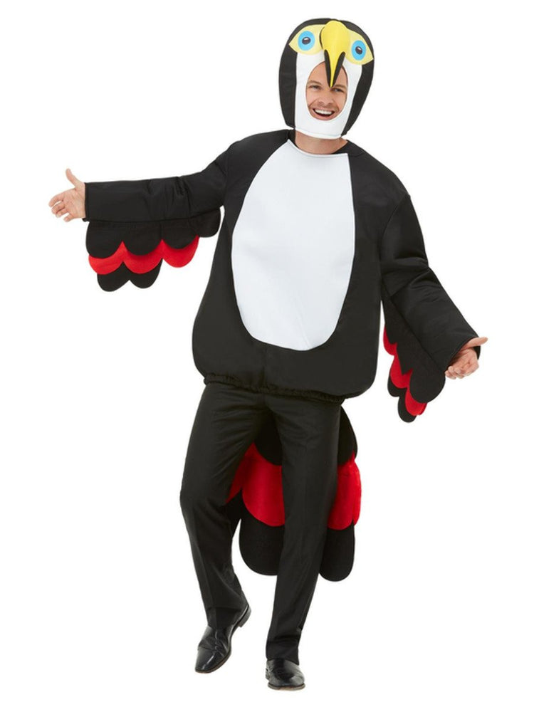 Birds of Paradise Toucan Costume