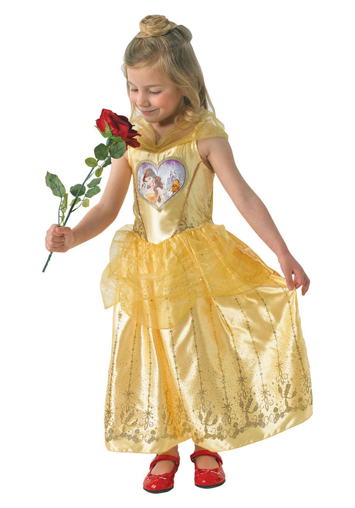 Disney Belle Loveheart Children's Dress