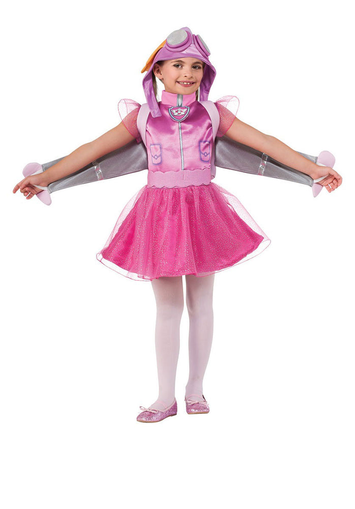 Kids Skye PAW Patrol Cockapoo TV Cartoon Fancy Dress