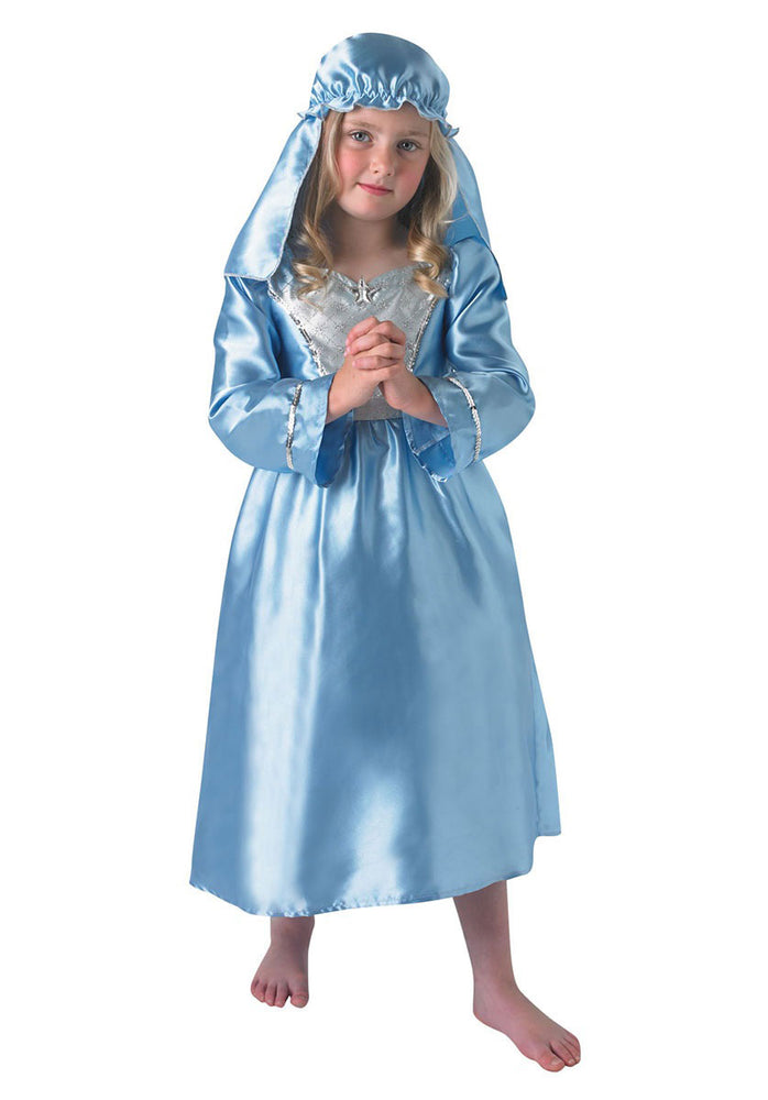 Nativity Mary Costume for Kids