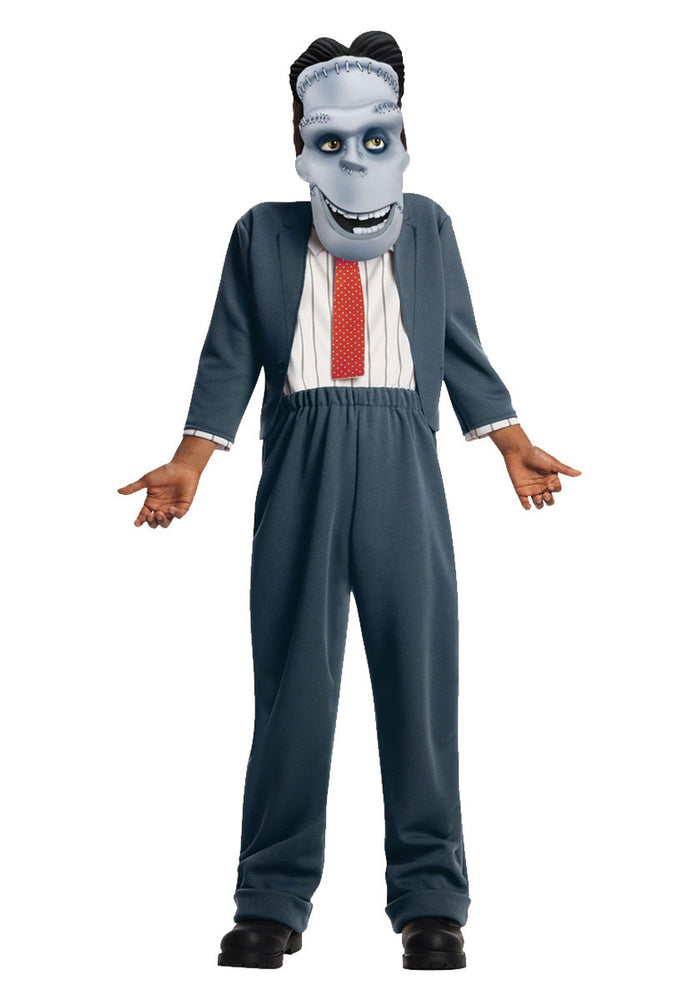 New Official Frank Hotel Transylvania Costume