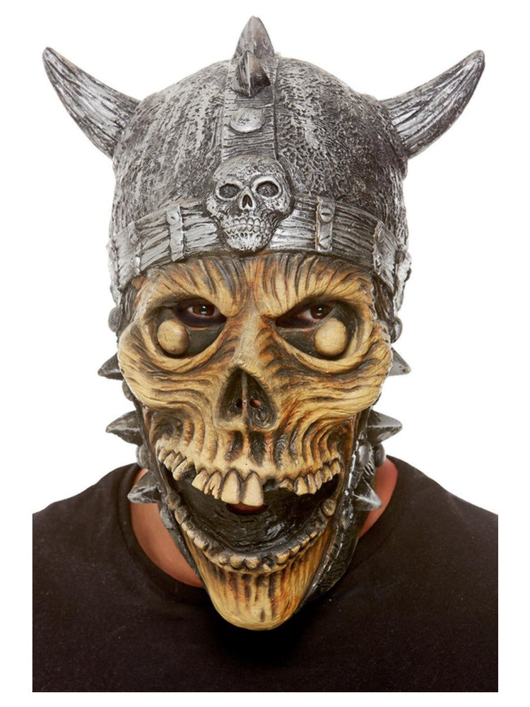 Viking Skeleton Latex Mask61114