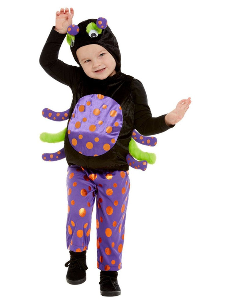 Spider Costume, Toddler