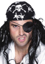 Pirate Eyepatch Satin