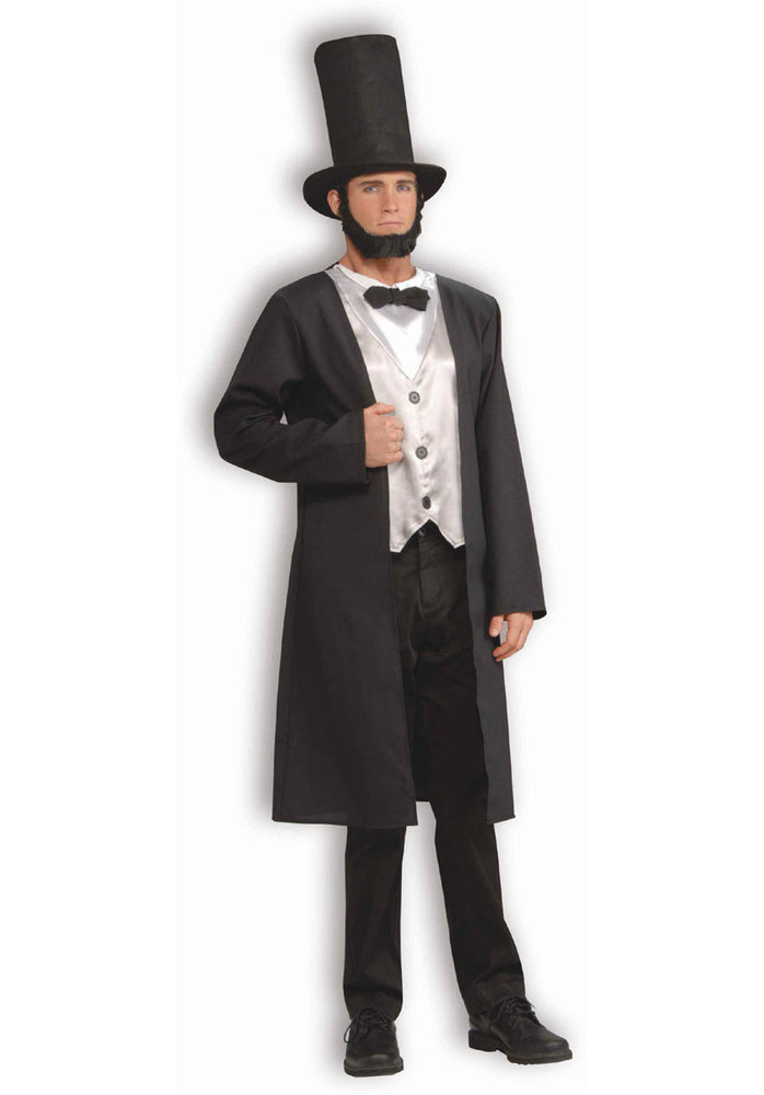 Abe, Abraham Lincoln Fancy Dress Costume