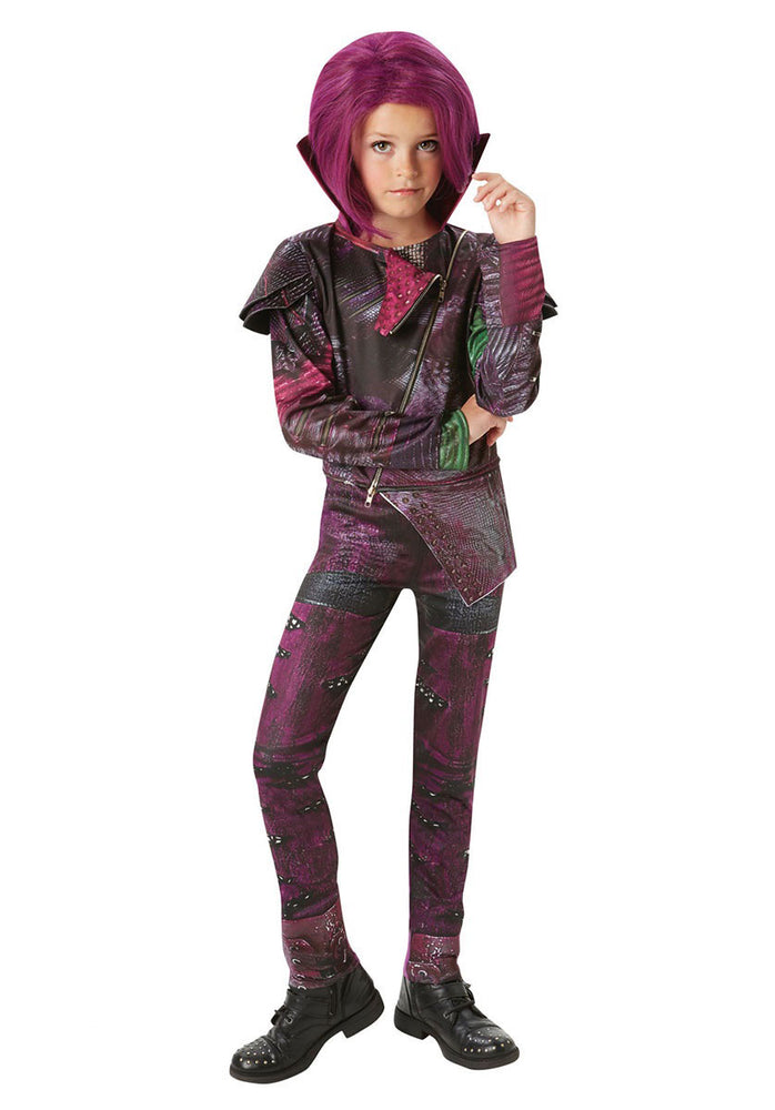 Disney's Descendants Mal Character Deluxe Girl Fancy Dress