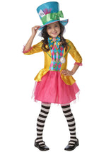 Disney Mad Hatter Girl Costume