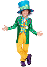 Disney Mad Hatter Boy Costume