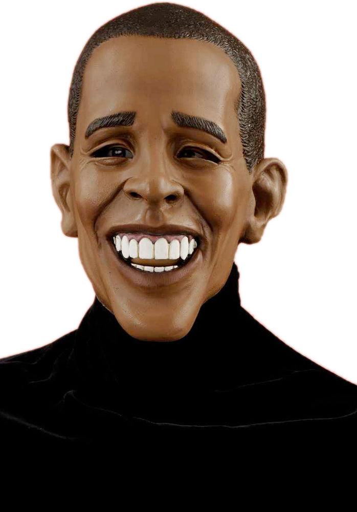 Adult Barack Obama Deluxe Mask