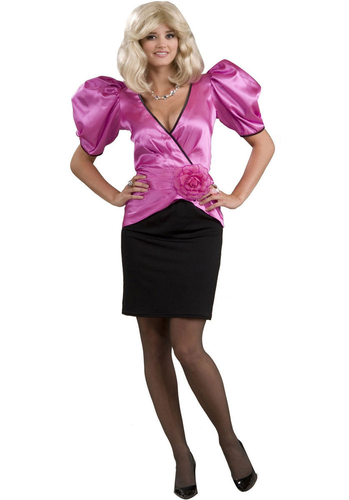 80s Soap Star Costume Authentic 80s Look