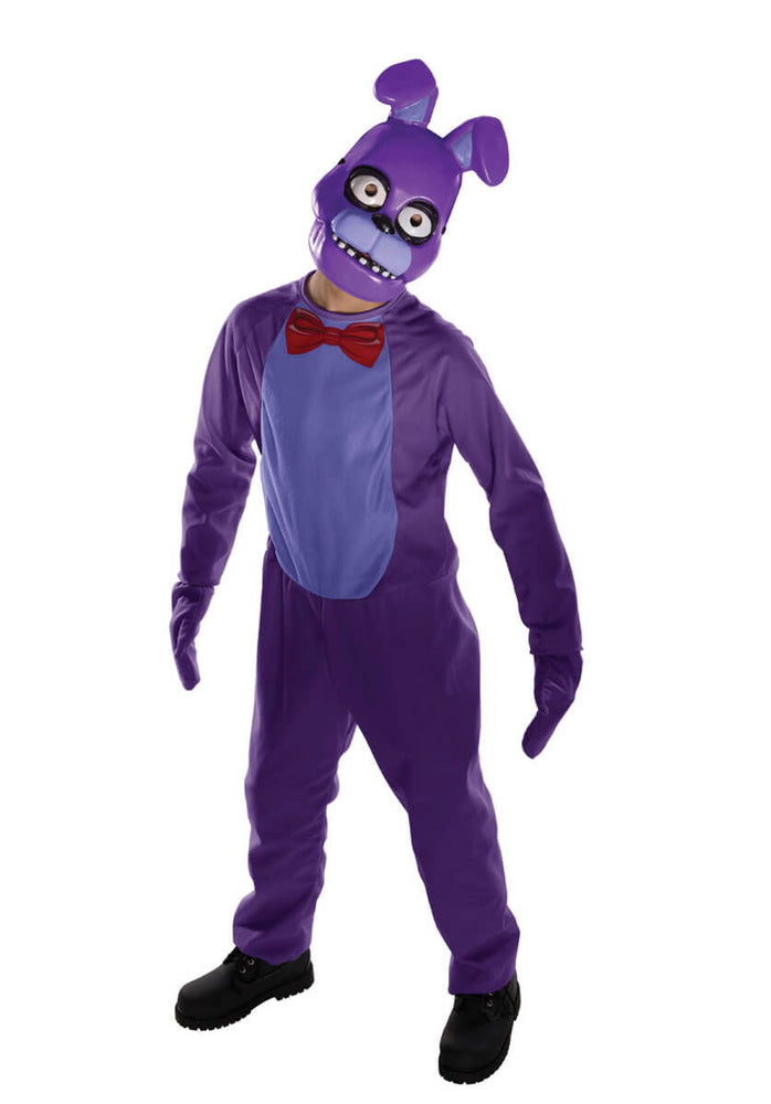 Five Nights At Freddy Bonnie Costume, Child