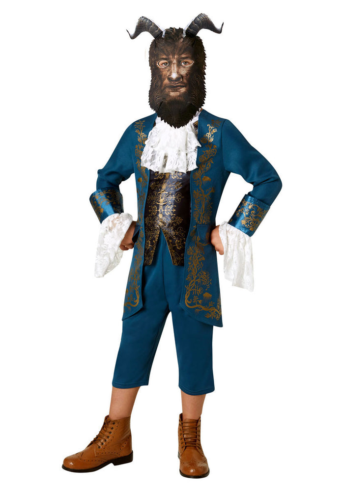 Beauty and the Beast, Beast Costume, Child