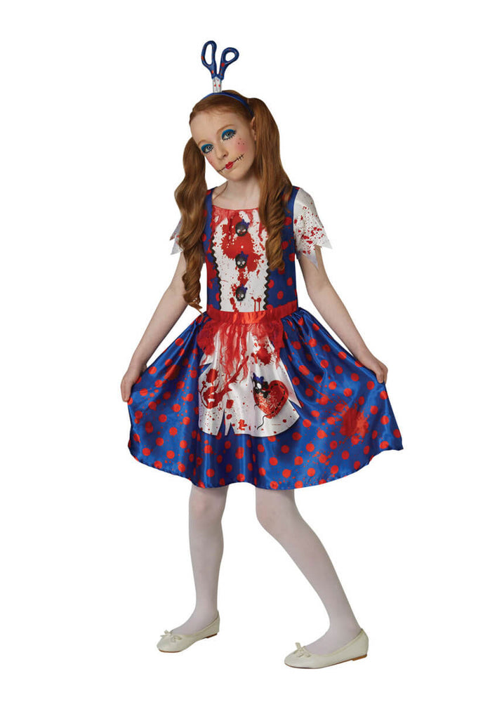 Rag Doll Costume, Tween