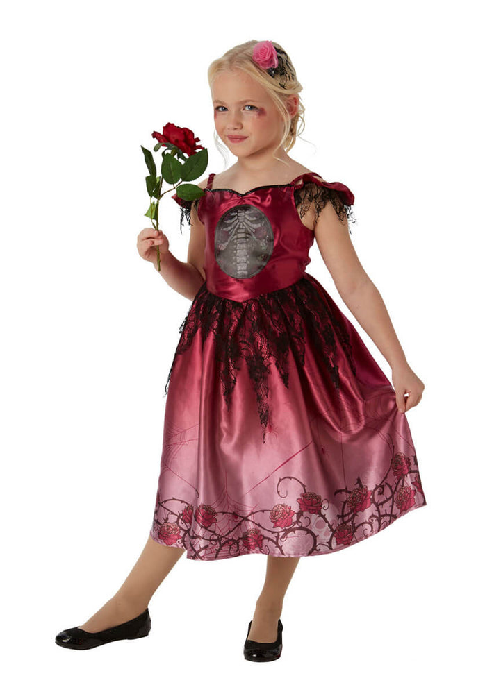 Rags and Roses Costume, Child