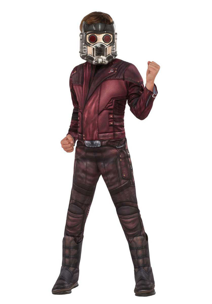 Guardians of the Galaxy 2 Rocket Star-Lord Deluxe Child