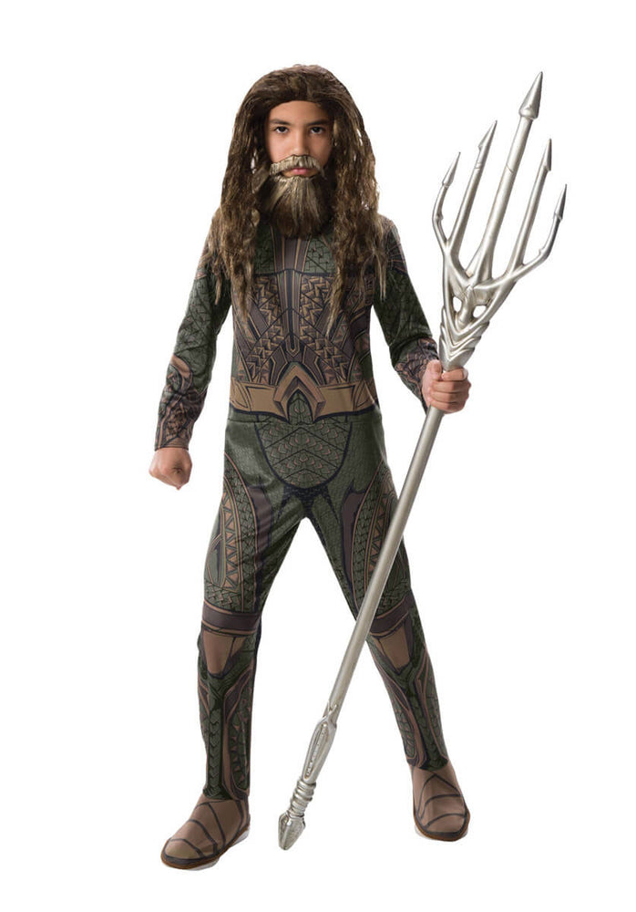 Aquaman Justice League Child Costume
