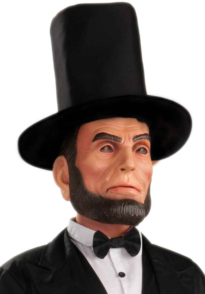 Abraham Lincoln Mask and Hat