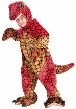 Raptor Child Dinosaur Costume