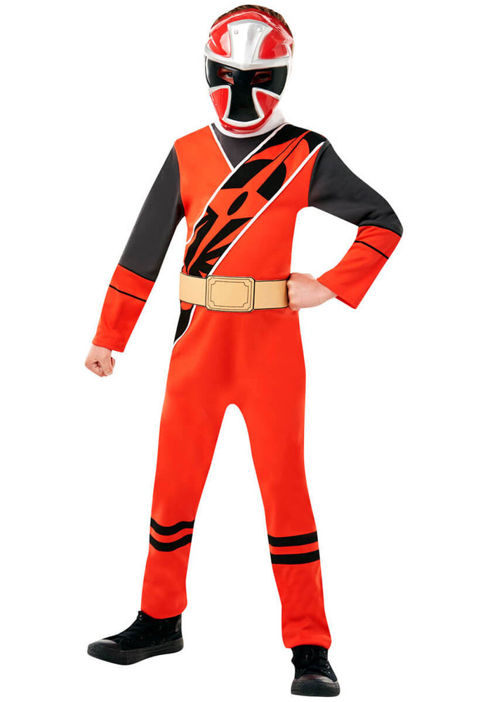 Power Ranger Red Costume, Child