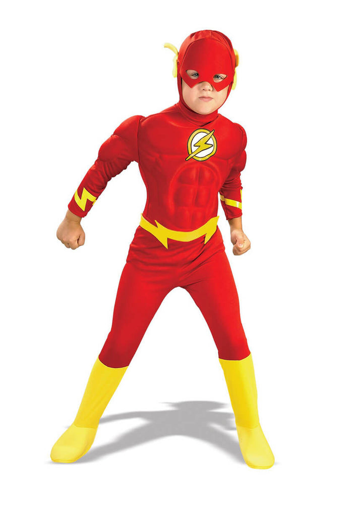 Flash Deluxe Costume - Child
