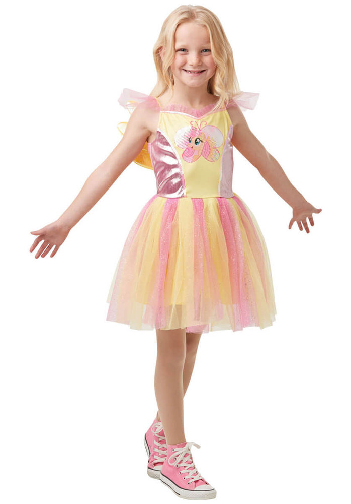 Fluttershy Deluxe Child Costume
