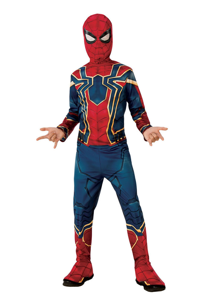 Iron Spider Endgame Child Costume