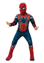 Iron Spider Endgame Deluxe Child Costume