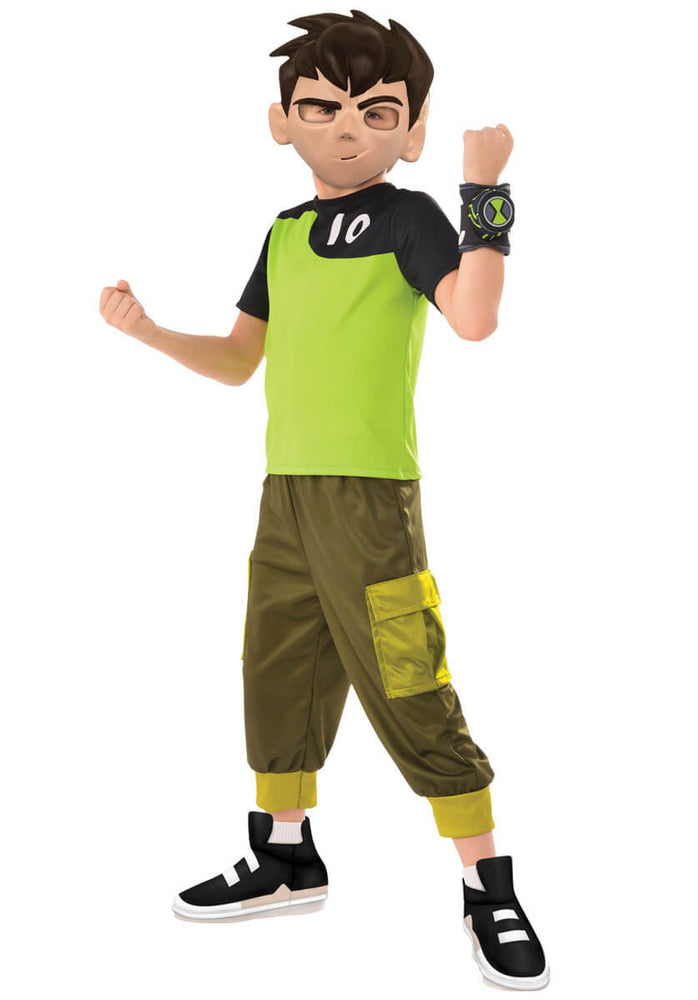 Ben 10 Tennyson Child Costume