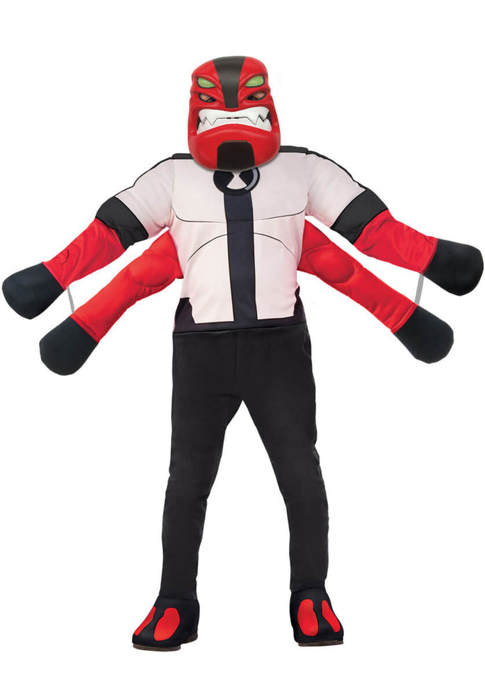 Ben 10 Fourarms Child Costume