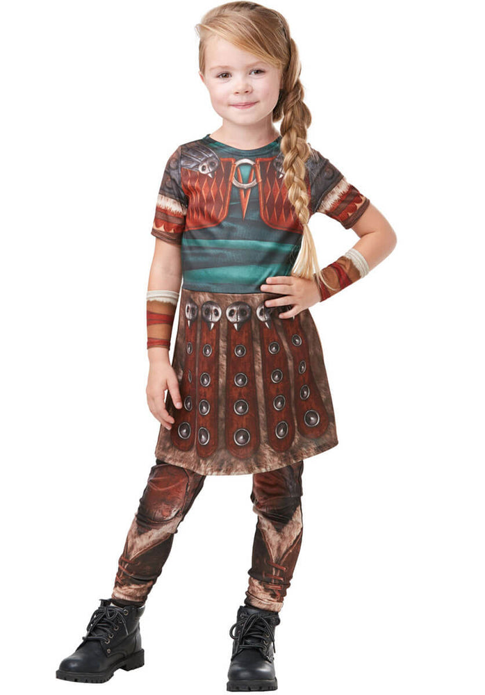 Astrid Child Costume - How to Train Your Dragon The Hidden World