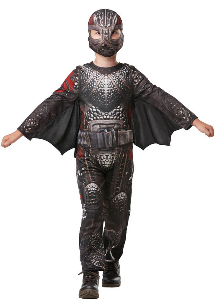 Deluxe Battlesuit Hiccup Child Costume