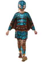 Deluxe Battlefield Astrid Child Costume