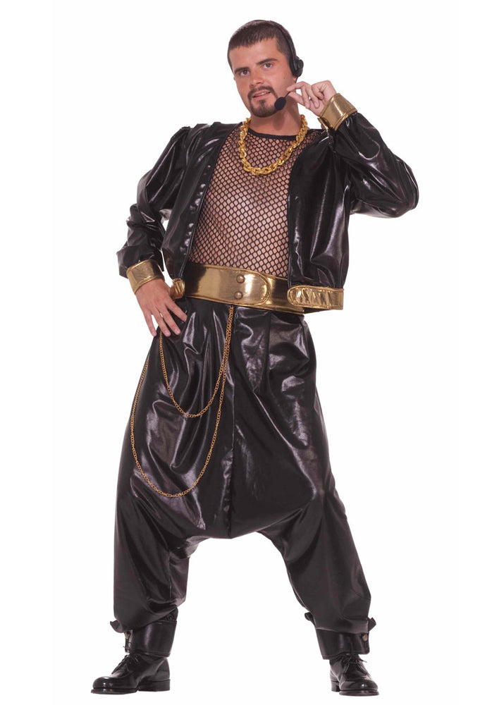 Rap Star Costume