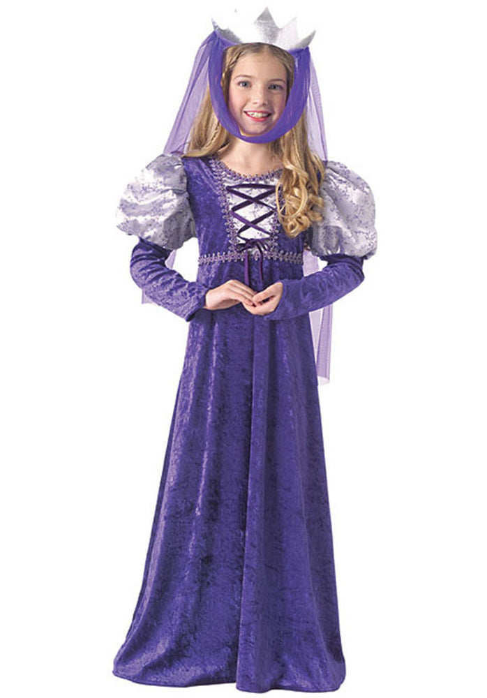 Renaissance Princess Costume, Child Fancy Dress