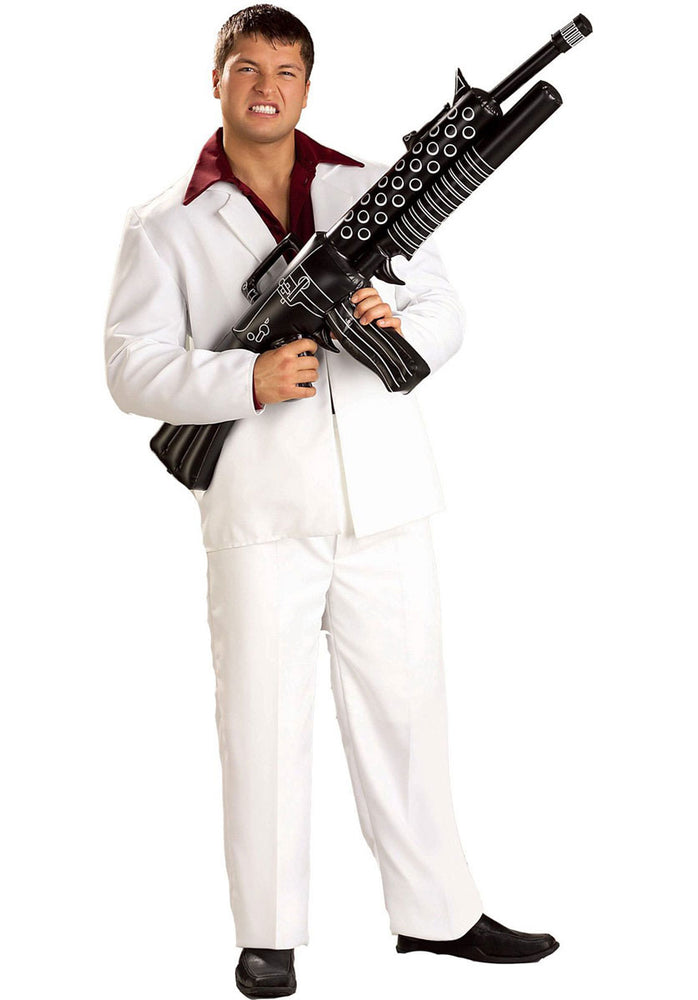 Scarface Inflatable Toy Gun