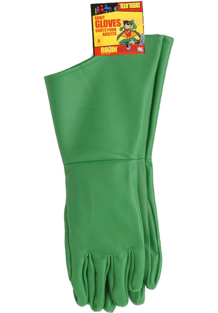 Robin Green Adult Gloves