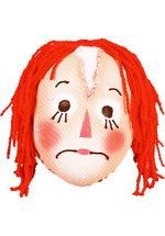 Rag Doll Mask Donpost