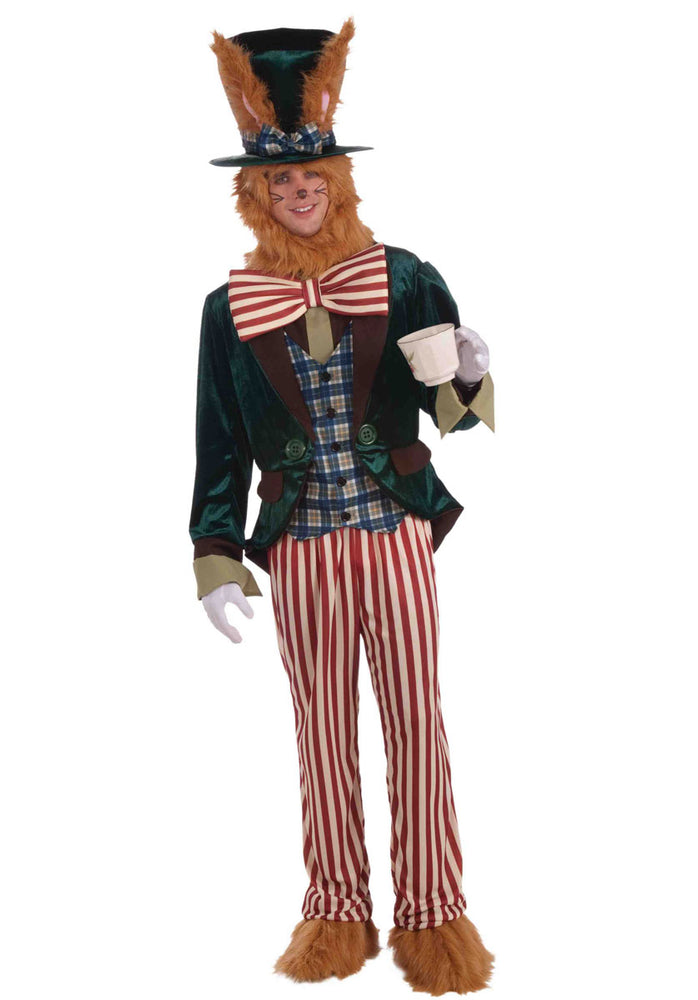 March Hare Costume, Alice in Wonderland Fancy Dress